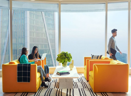 Riding with the trends, BluOcean grows with a leader in shared workspace services in Asia.