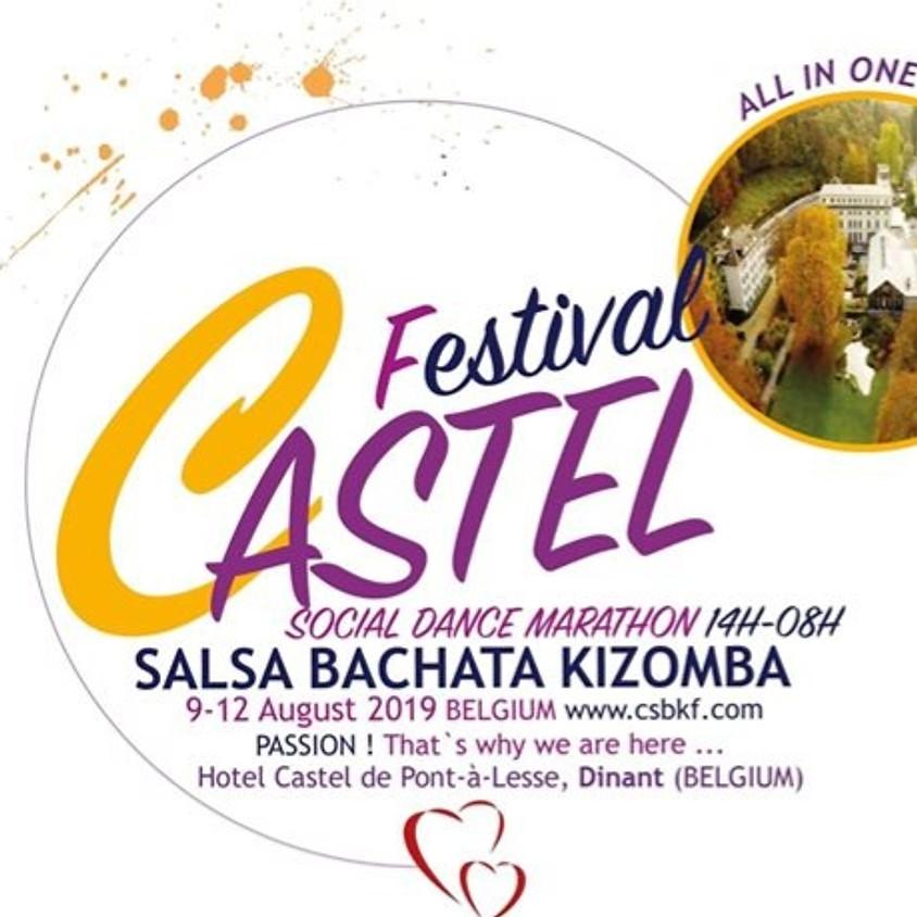 Castel Festival, Dinant
