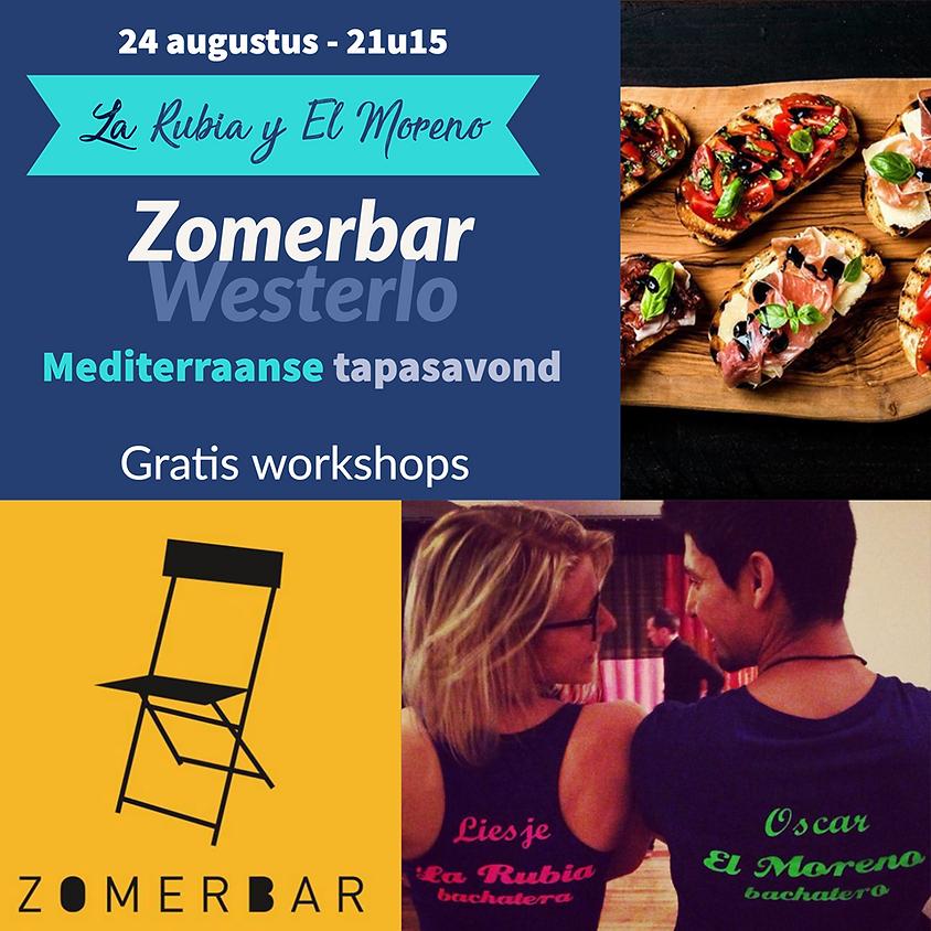 Mediterranean Tapas Night - Z-bar, Westerlo