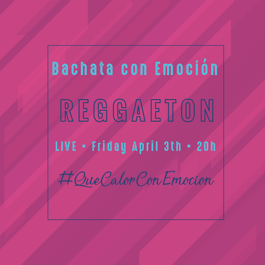 Reggaeton Live stream
