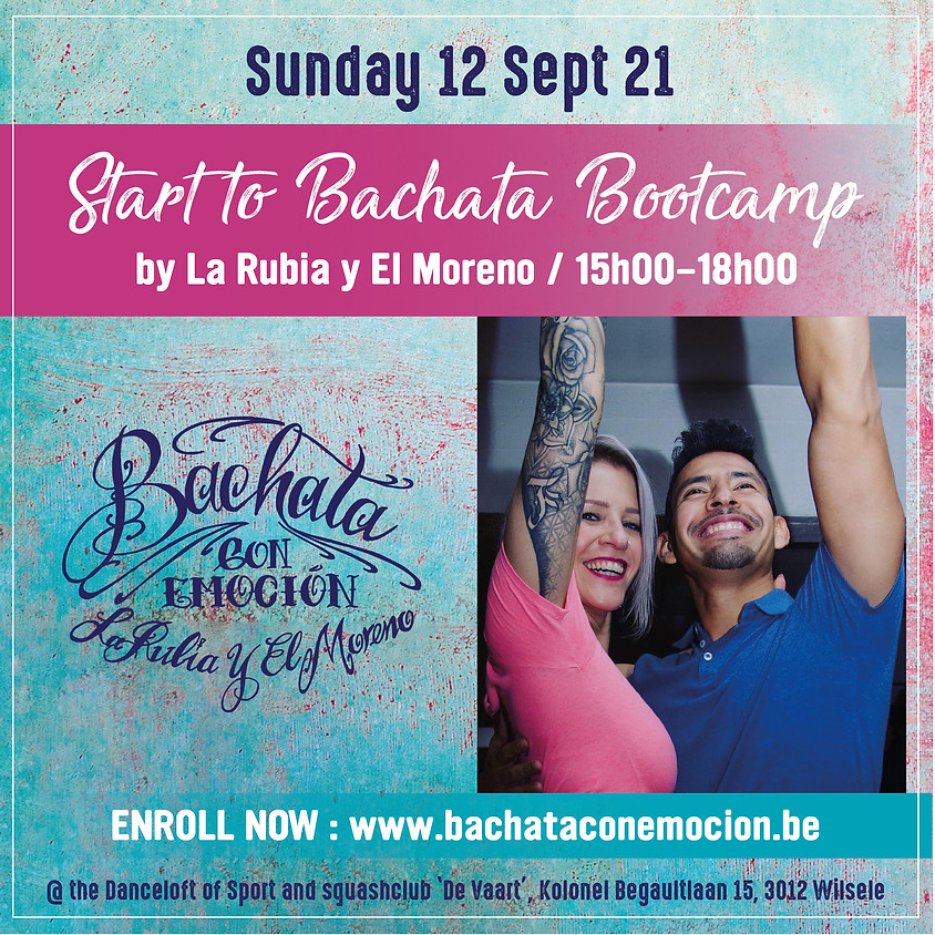 Start to Bachata Bootcamp