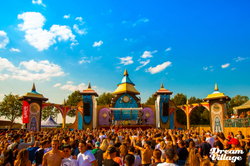 Dreamvillage 2018 – Eclectic stage