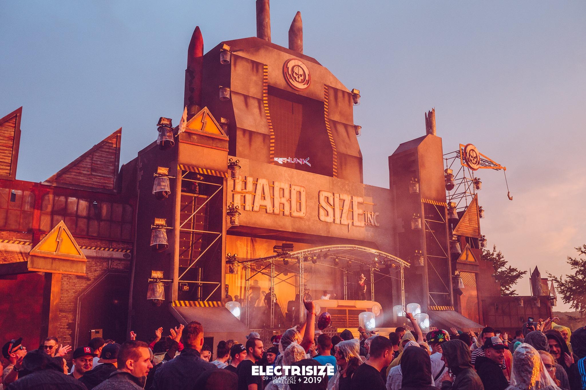 Electrisize - Hardsize 2019