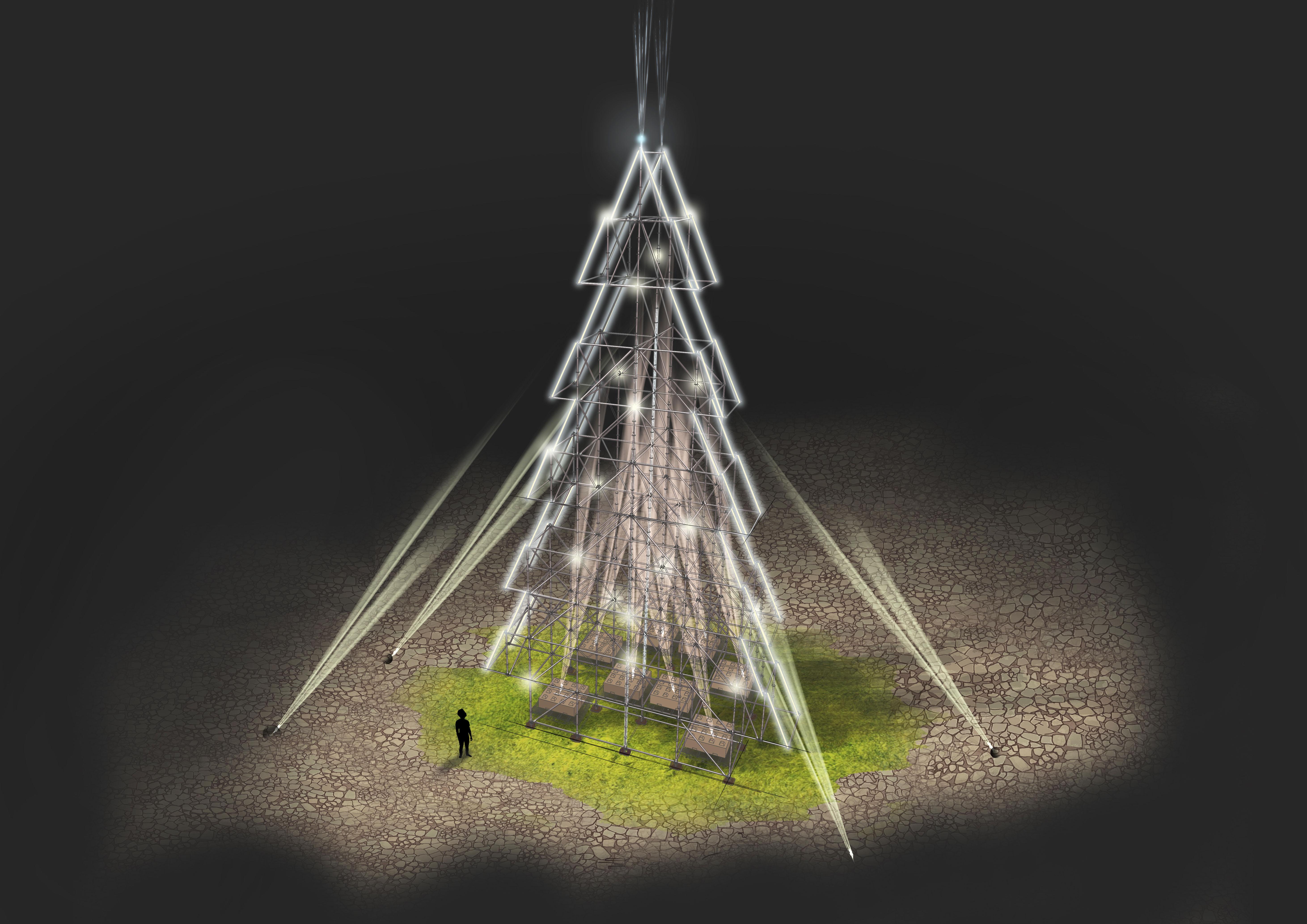 Winterstad Christmastree - Gigant International