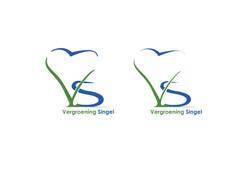 Vergroening Singel - Logo