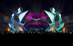 Hope festival 2019 – Mainstage design