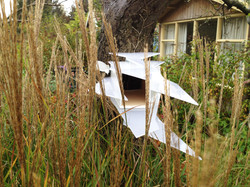 Daniel Libeskind Birdhouse