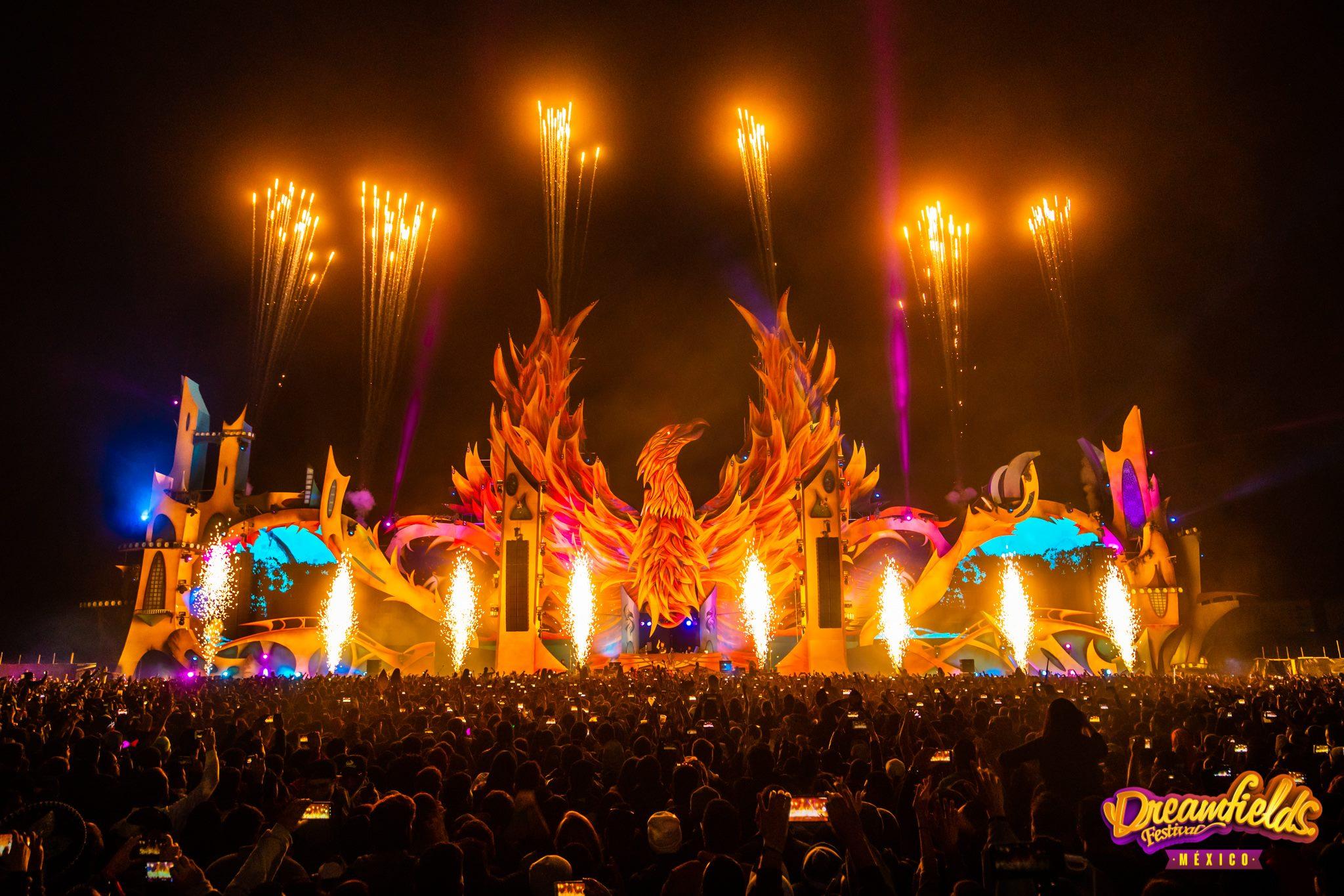 Dreamfields Mexico 2018 - Mainstage