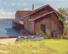 Rockland boathouse