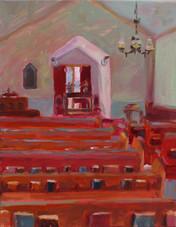 Church Interior, Monhegan