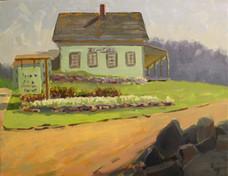 Mohegan schoolhouse
