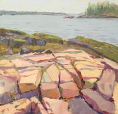 Seal Harbor rocks
