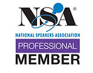 Member of Nationa Speakers Association