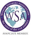 Member of Women's Speakers Association