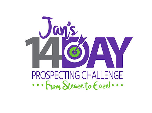 14-Day Prospecting Challenge: From Sleaze to Eaze