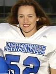 Pro Female Football Player Speaker