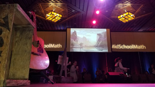 Reflections on a Conference: MidSchoolMath 2019 National Conference