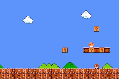 Why World 1-1 of Super Mario Brothers is the Perfect Example of Backwards Mapping and Lesson Plannin