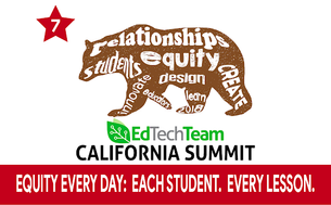 Reflections from a Conference: EdTechTeam California Summit (Mountain View, CA)