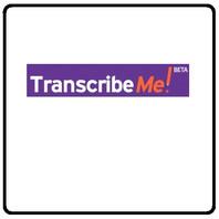 TranscribeMe!