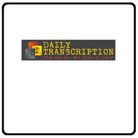 Daily Transcription