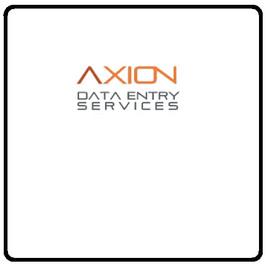 Axion Data Entry Services