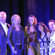 With Angela, Jim and Colleen on the NCL