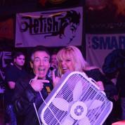 Big Fans Patsy & Leanne Binder
