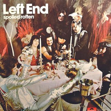 Left End Spoiled Rotten Album