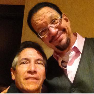 Meeting Penn in Vegas