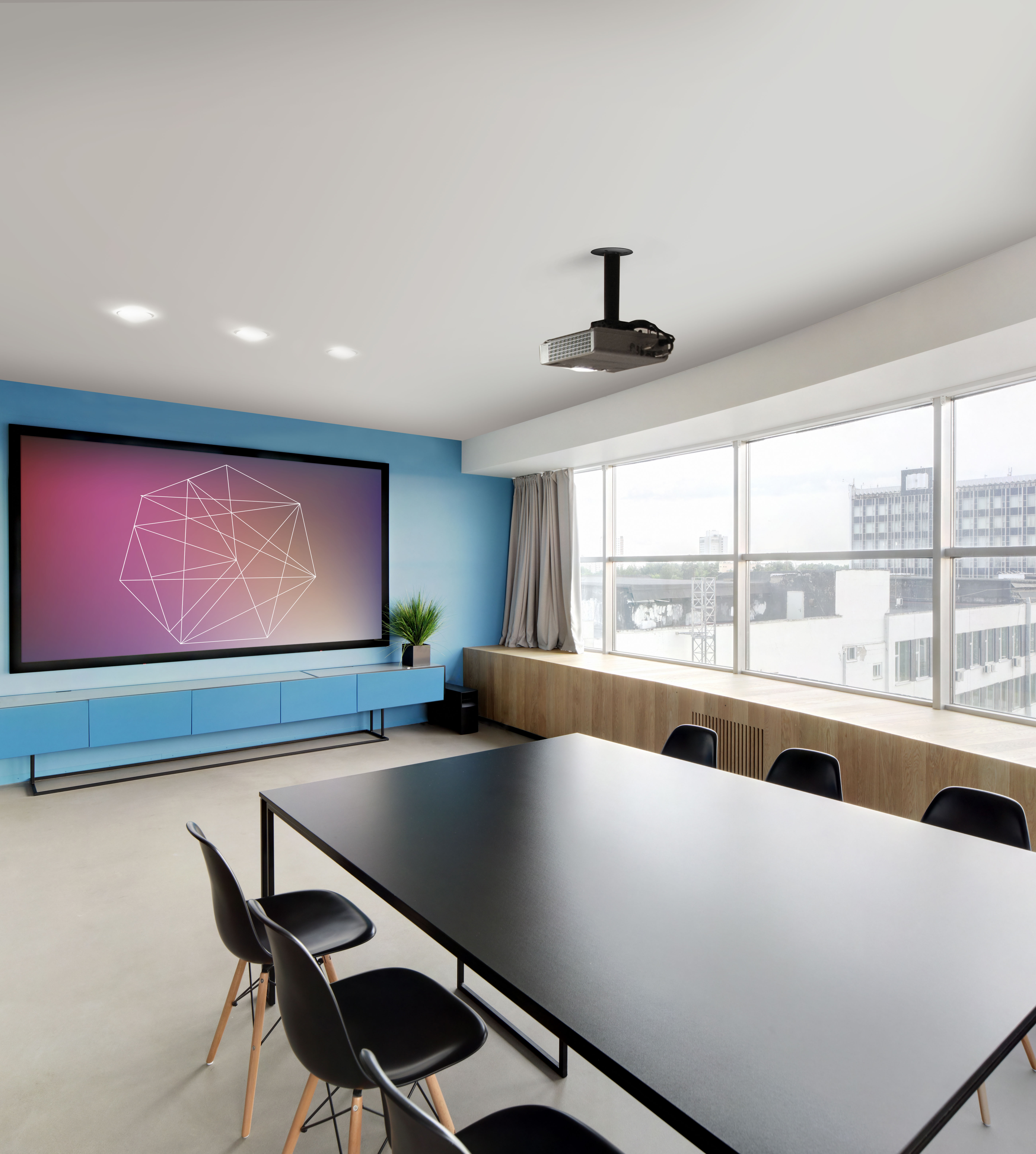 Projector_conference room