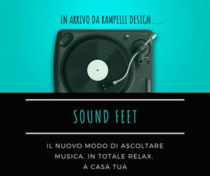 SoundFeet il nuovo modo di ascoltare musica