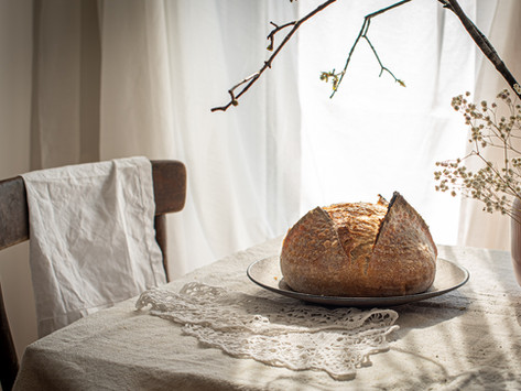 Sourdough kruh