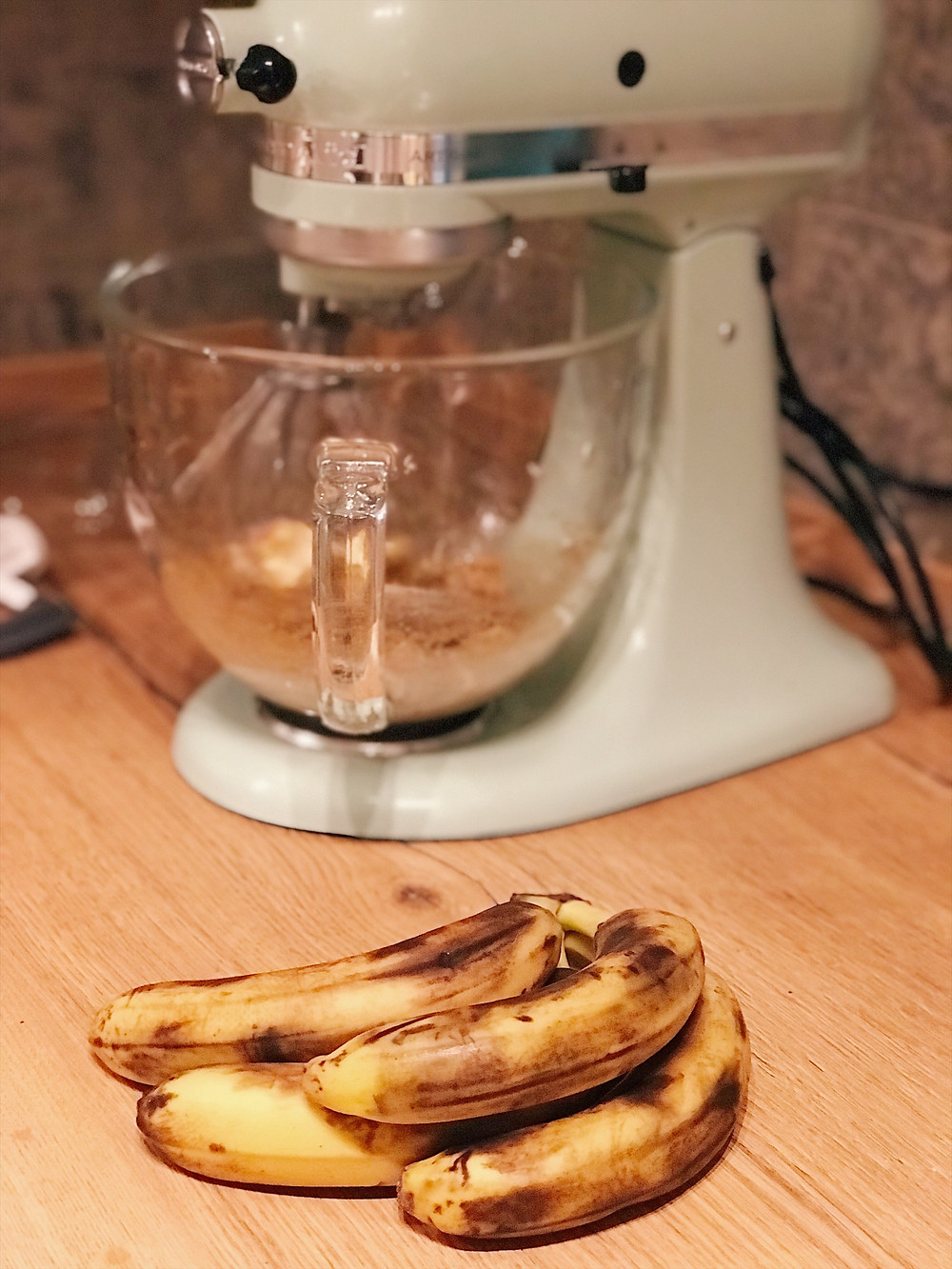 Muffini od banane i karamele