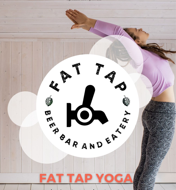 Yoga on Tap at Fat Tap Beer Bar