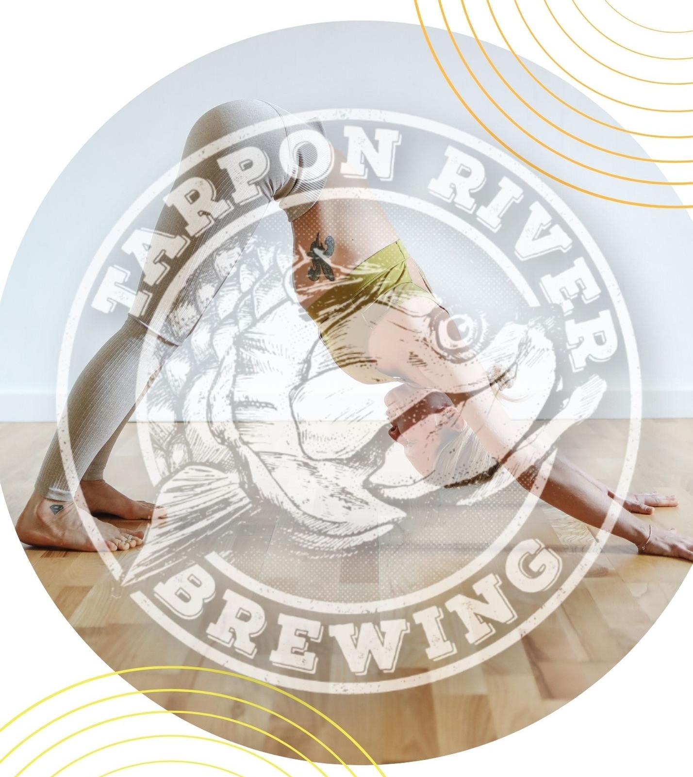 Monday Yoga at Tarpon River Brewing