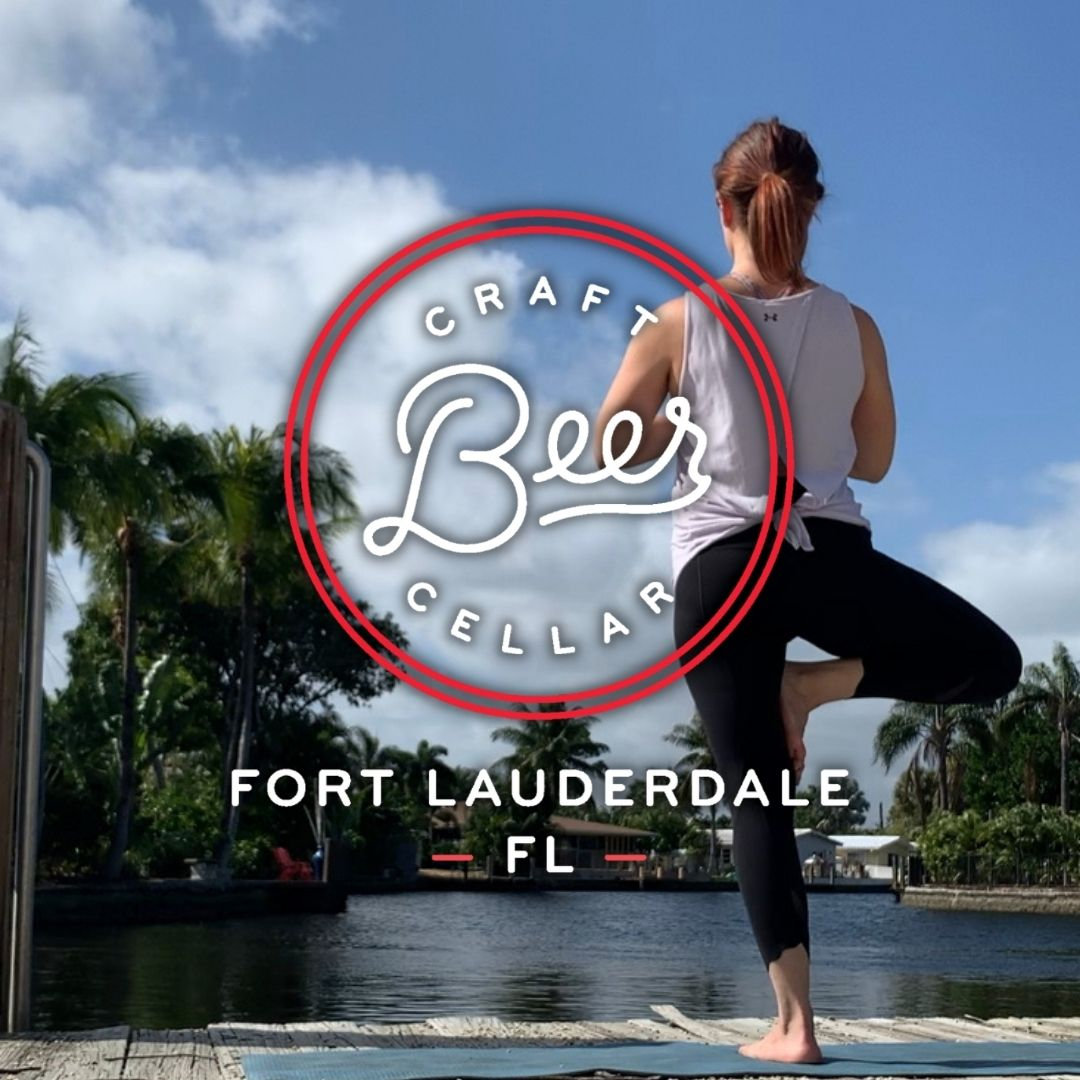 Happy Hour Yoga & Beer at CBC