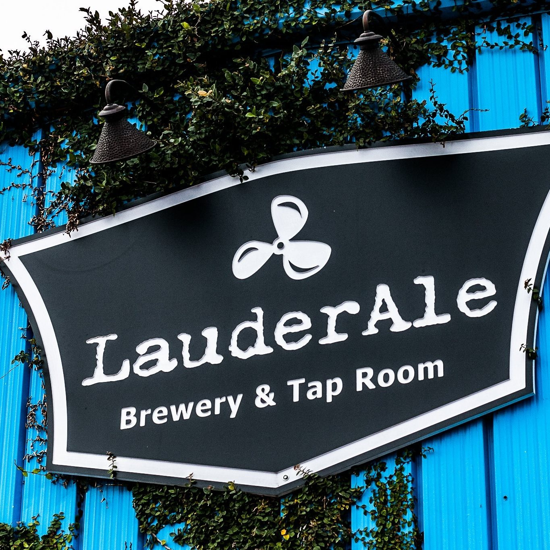 Sunday Yoga & Beer at LauderAle