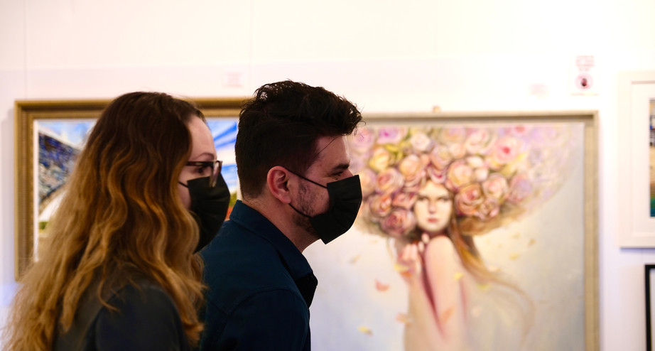 Seasons Art Exhibition