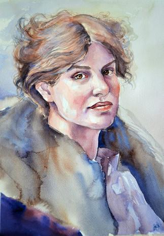 Nataliia Makin -. Portrait of Lou Andreas-Salome.jpg