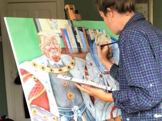 Nadia Alting von Geusau - 2020 Art Competition Winner