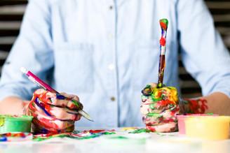 Nurturing a creative child