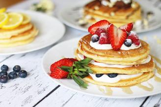 Brain Booster Pancakes