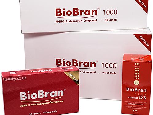 Biobran MGN-3: Premium Immune System Support