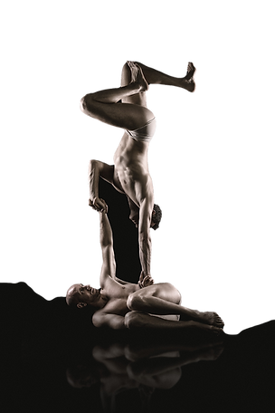Claudio e Paolo Ladisa,acrobalance,acrod