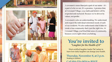 Retirement community marketing is like football--it takes both strategy and tactics to win.