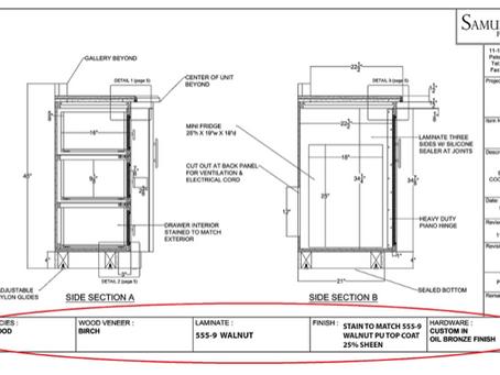How to Minimize Redlines in Custom Furniture Design