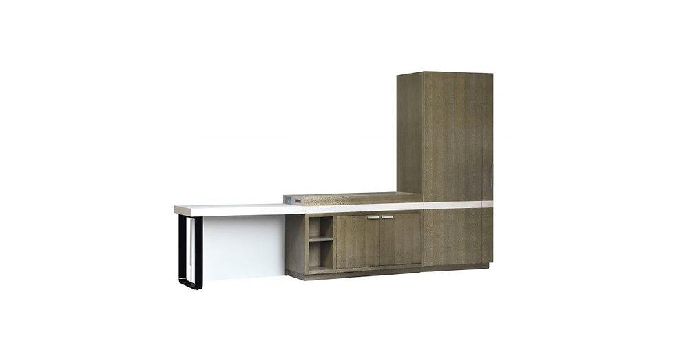 8373 - Wardrobe/Desk/Dresser