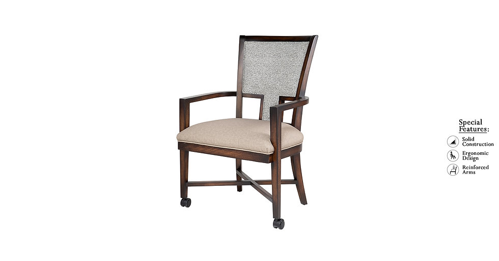 Andres - 4003AL/CAS - Dining Chair