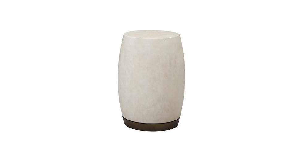 8496/3 - Traditional Egg Shaped Side Table